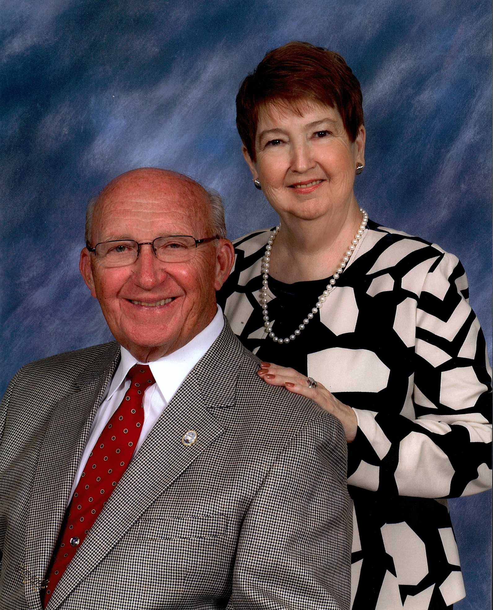 Paul and Judy Karnes