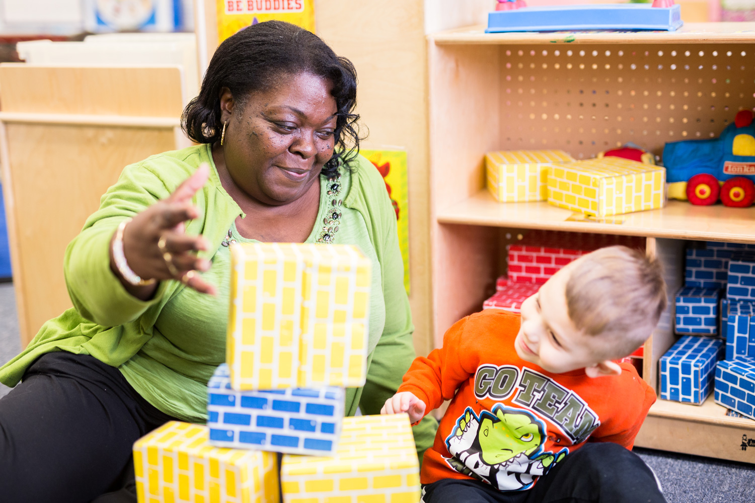 Smart Beginnings | Training Childcare Providers to Create a Brighter Future
