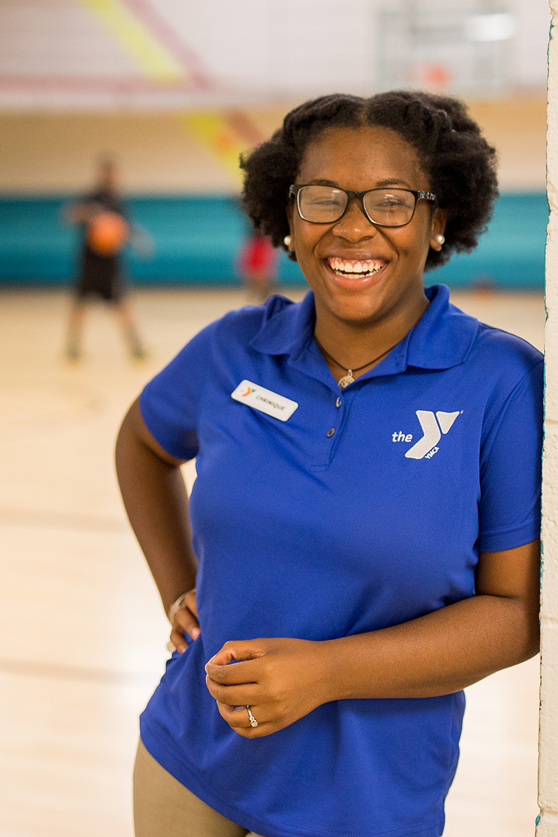 Petersburg YMCA Teen Programs Create Young Leaders