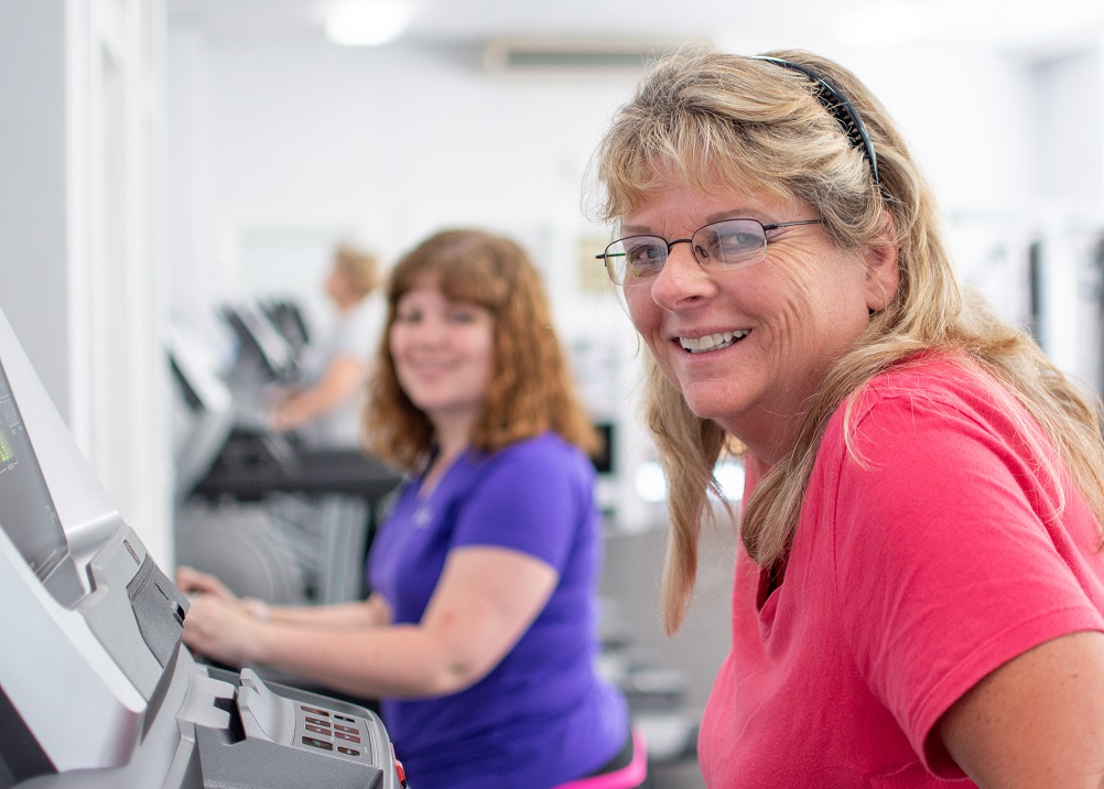 Easier Access to a Healthy Lifestyle | New Fitness Room at Central Wellness Center